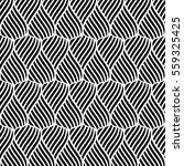 white and black pattern... | Shutterstock .eps vector #559325425