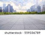 plaza in guangzhou   Shutterstock . vector #559336789