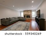 modern luxury living room with... | Shutterstock . vector #559340269