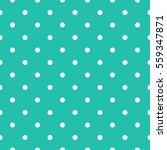 seamless polka dots pattern... | Shutterstock .eps vector #559347871