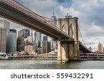 New York  Manhattan  Closeup O...
