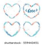 hand drawn vector illustration. ...   Shutterstock .eps vector #559443451