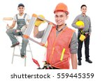 group of professional male...   Shutterstock . vector #559445359