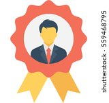 certified vector icon | Shutterstock .eps vector #559468795