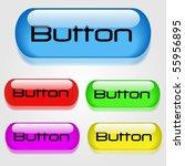 vector glossy web buttons   Shutterstock .eps vector #55956895