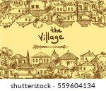 hand drawn vector illustration... | Shutterstock .eps vector #559604134