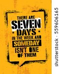 there are seven days in the... | Shutterstock .eps vector #559606165