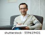 self employed professional | Shutterstock . vector #559619431