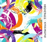 seamless background pattern ... | Shutterstock .eps vector #559634584