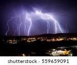 Multi Lightening Storm Flash....