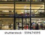 tromso  norway   february 03 ... | Shutterstock . vector #559674595