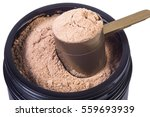 macro image of protein for... | Shutterstock . vector #559693939