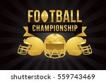 vector of american football...   Shutterstock .eps vector #559743469