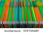 filing cabinets filled with... | Shutterstock . vector #559744489