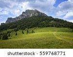 beautiful scenery on big... | Shutterstock . vector #559768771