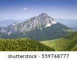 beautiful scenery on big... | Shutterstock . vector #559768777