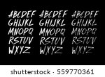 graphic font for your design.... | Shutterstock .eps vector #559770361