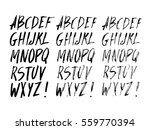 graphic font for your design.... | Shutterstock .eps vector #559770394