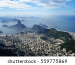 aerial view of the bay of rio...   Shutterstock . vector #559775869