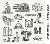 cities and elements of sri...