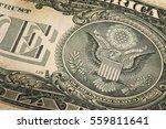 macro fragment banknote one us...   Shutterstock . vector #559811641