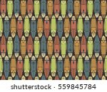 seamless pattern of business... | Shutterstock .eps vector #559845784