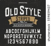 typeface.label. old style... | Shutterstock .eps vector #559859437