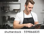 looking for good recipes on the ... | Shutterstock . vector #559866835