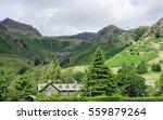 landscape in lake district | Shutterstock . vector #559879264