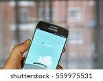 montreal  canada   december 23  ... | Shutterstock . vector #559975531