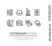 vector icon style illustration...   Shutterstock .eps vector #559982491