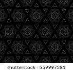 monochrome color fantasy...   Shutterstock . vector #559997281