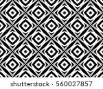 ornament with elements of black ... | Shutterstock . vector #560027857
