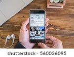 chiang mai  thailand   jan 18 ... | Shutterstock . vector #560036095