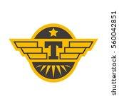 taxi badge vector illustration. | Shutterstock .eps vector #560042851
