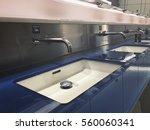 washstand | Shutterstock . vector #560060341