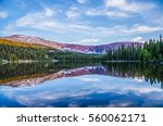 spirit lake  utah  usa ... | Shutterstock . vector #560062171