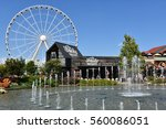 pigeon forge  tn   oct 3  the... | Shutterstock . vector #560086051