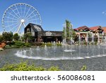 pigeon forge  tn   oct 3  the... | Shutterstock . vector #560086081