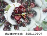 Abstract Background  Cherries ...