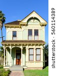 old victorian house | Shutterstock . vector #560114389
