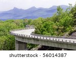 The Linn Cove Viaduct. Part Of...