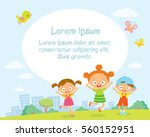 children design | Shutterstock .eps vector #560152951
