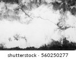 white grunge wall background.   Shutterstock . vector #560250277