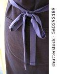 Small photo of Indigo dye, indigo dye cloth, indigo dye ribbon, cotton fabric, indigo, Japanese style
