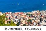 coastal landscape of zakynthos  ... | Shutterstock . vector #560355091