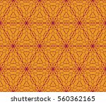 seamless lace floral background.... | Shutterstock . vector #560362165