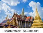 bangkok  thailand   october 23  ... | Shutterstock . vector #560381584