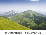 beautiful scenery from big... | Shutterstock . vector #560396401