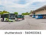evora  portugal   june 2  evora ... | Shutterstock . vector #560403361